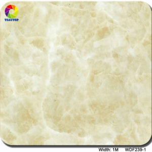 Tsautop 1m Wdf116 Marble Pattern Water Transfer Printing Film pictures & photos