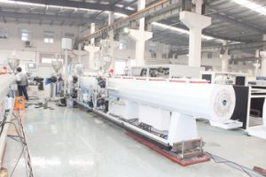 Plastic Pipe Machine-HDPE/PPR Pipe/ Tube Machine pictures & photos