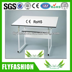 Height Adjustable Child Drawing Table Desk for Painter (CT-28) pictures & photos
