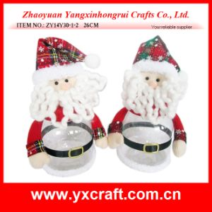 Christmas Decoration (ZY14Y30-1-2 26CM) Christmas Bottle Gift Jewelry Design pictures & photos