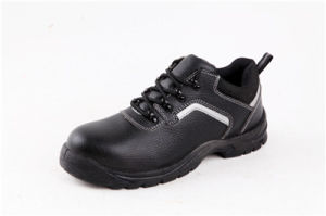 Hot Sale Industrial Protective Working Foowear Leather/PU Safety Shoes