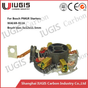 69-9116 Bosch Pmgr Starters Parts Carbon Brush Holder Assy for Deutz Equipment pictures & photos