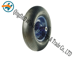 "16""X4.80/4.00-8 Pneumatic Rubber Wheel for Trolley pictures & photos"