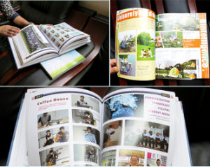 Custom Printing Magazines Books Service pictures & photos