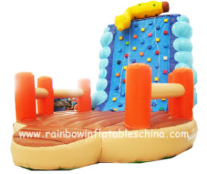 New Design Inflatable Climbing Wall Inflatable Obstacle Course pictures & photos