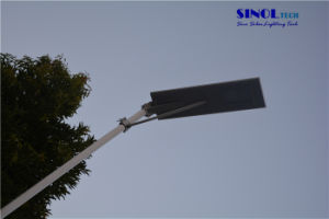 80W Integrated All in One Solar LED Street Light pictures & photos
