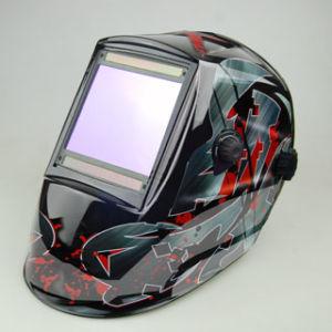 Super Big Viewing Area Auto-Darkening Welding Helmet CE ANSI