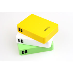High Quality Dual USB Mobile Power Bank (Z67) pictures & photos
