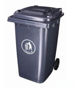 Resist UV Outdoor HDPE Garbage Bin /Trash Can pictures & photos