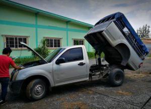 12 Volt Hydraulic Power Unit Dump Truck Dump Trailer pictures & photos