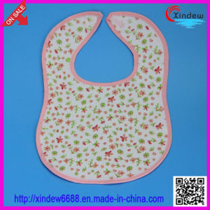 Baby′s Cotton Printed Bib pictures & photos
