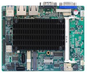 3.5′′ Industrial Mother Board with Onboard Intel Atom N2600 Dual Core 1.6g, Tdp 3.5W (PT-SV260) pictures & photos