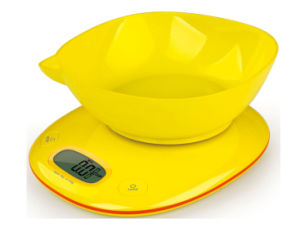 Ml/Cup Measurement Kitchen Scale with PP Bowl (CK2518) pictures & photos