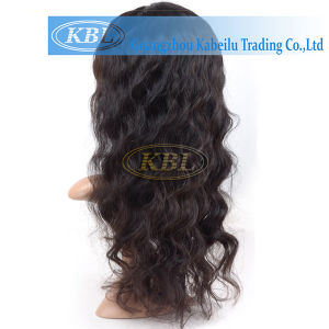 Density 180% Brazilian Human Hair Wig Caps for Making Wigs pictures & photos