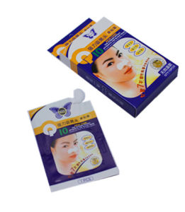 Meizao off Blackhead Strong Effect Nose Mask 10 PCS pictures & photos
