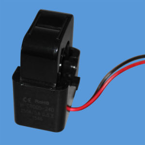 Split Core Current Transformer with 250A/5A, 0.5class pictures & photos