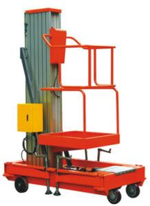 Multi-Mast Aluminium Alloy Lifting Platform pictures & photos