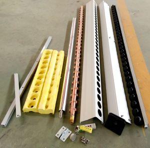 Components of Solar Collectors