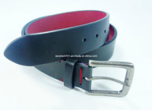 New Design Man Belt of Genuine Leather