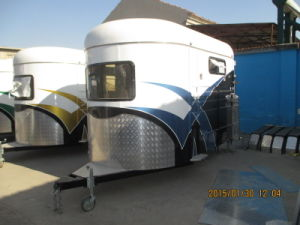 Model 37 Horse Trailer pictures & photos