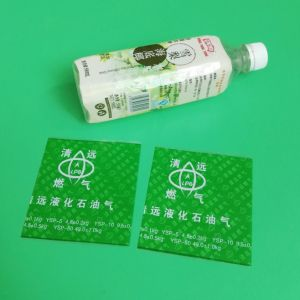 PVC Shrink Label for Mineral Water Bottle pictures & photos
