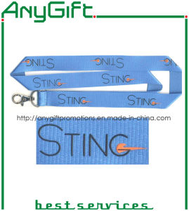 Woven Lanyard with Customized Logo (LAG-LY-30) pictures & photos