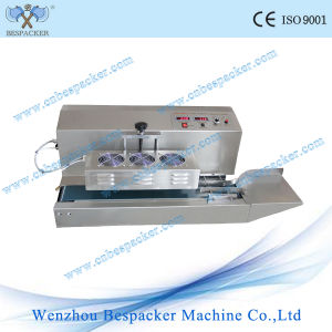 Continuous Aluminum Foil Lid Cap Induction Sealer Machine pictures & photos