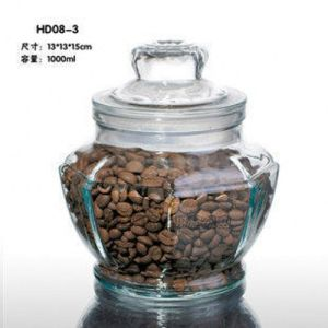 800ml/1000ml/2300ml Glass Storage Jars / Glass Bottle/ Glassware pictures & photos