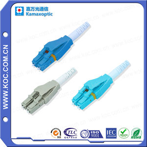 Optical Fiber LC Connector Uniboot pictures & photos