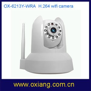HD Ox-6213y-Wra Wireless IP Camera 720p pictures & photos