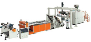Cheap PS PE PP Sheet Extrusion Line pictures & photos