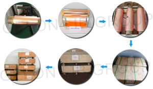 Double Side Polised Copper Foil as Lithium Battery Materials pictures & photos