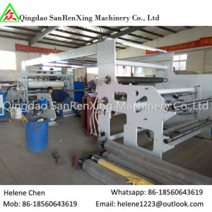 Hot Melt Adhesive Label Paper Coating Machine pictures & photos