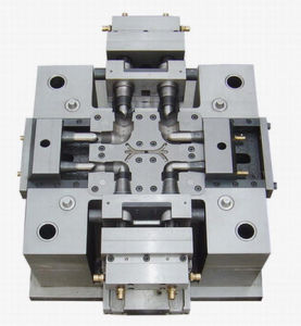 Plastic Injection Tooling Mould for Auto Lamp Parts pictures & photos