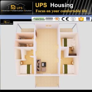 Prefab Camping House with Fast Assembling pictures & photos