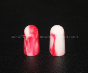Soft Ear Plugs Two Colors PU Foam Earplugs pictures & photos