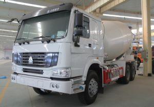 Sinotruk HOWO 6X4 8m3 Concrete Mixer Truck (ZZ1257N3641W) pictures & photos