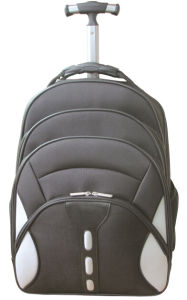 Laptop Trolley Bags Backpackers (ST7009B) pictures & photos
