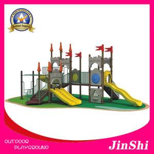 Caesar Castle Series 2017 Latest Outdoor/Indoor Playground Equipment, Plastic Slide, Amusement Park GS TUV (KC-003) pictures & photos