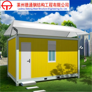 Container House/Sandwich Panel House 20FT Container House