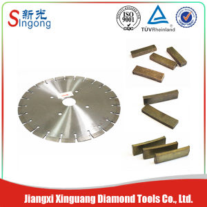 40 Size Granite Cutting Abrasive Tools for Core Drill Bit pictures & photos