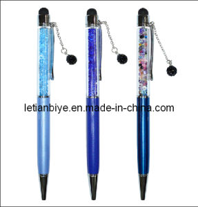 Crystal Stylus Pen with Pendant (LT-C508) pictures & photos