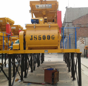 Jianjie Good Quality Concrete Mixer (js750) pictures & photos