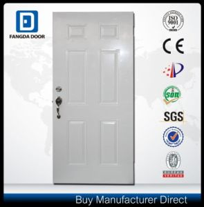 Fangda Classic 6 Panel Door, Provide to You pictures & photos