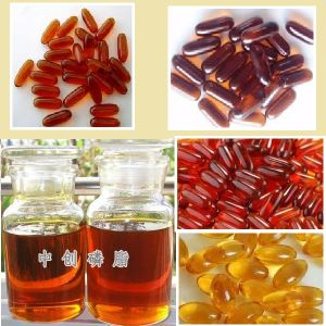 Transparency Soy Lecithin for Capsule pictures & photos