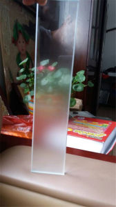 Hot Sales High Quality Acid Etched Frosted Glass with Gradient pictures & photos