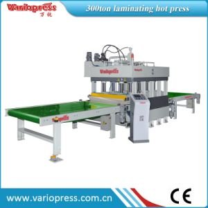 Automatic Loading Unloading Hot Press with Electric Heated pictures & photos