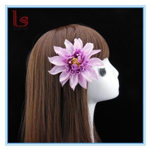 Bohemian Artificial Flower Hair Accessories Lily Breastpins Hairpins pictures & photos