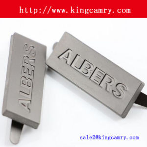 Metal Labels Clothing Labels Metal Shoe Labels Logo Label Handbag Label Logo Plate Label pictures & photos