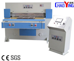 Single Side Feeding Hydraulic PVC Cutting Machine pictures & photos